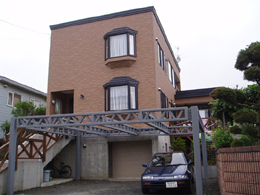 北広島住宅N邸