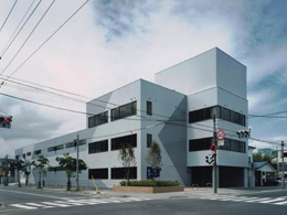 東区事務所、倉庫