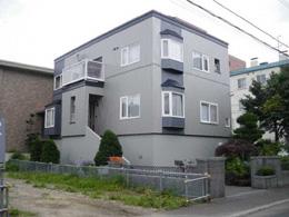 札幌市E邸外壁改修